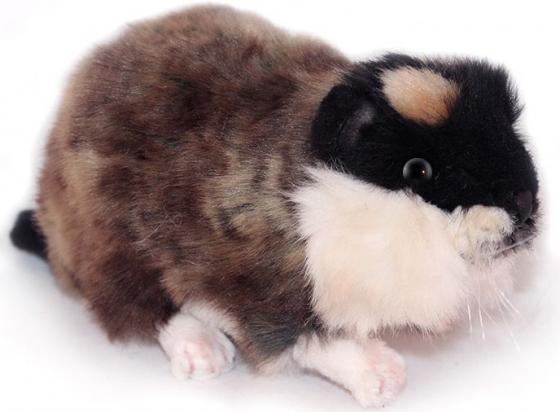 Мягкая игрушка морская свинка Hansa Норвежский лемминг 16 см коричневый искусственный мех 4707 мягкие игрушки hansa норвежский лемминг морская свинка 16 см