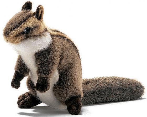Мягкая игрушка герой мультфильма Hansa Бурундук сидящий 16 см коричневый искусственный мех 3090 мягкие игрушки hansa бурундук сидящий 16 см