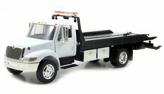 Автомобиль Jada Toys International Flat Bed Tow Truck Durastar 1:24 92351 jada