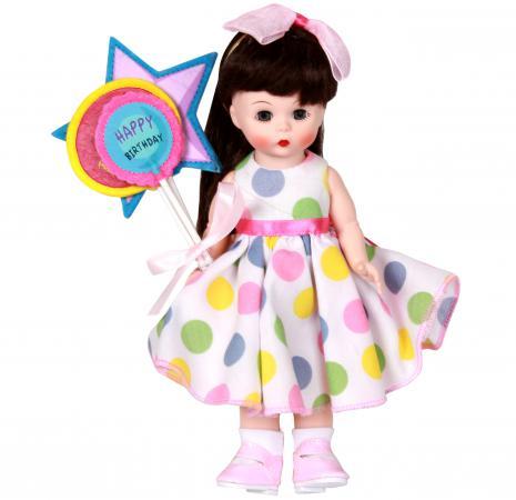 Кукла Madam Alexander Брюнетка с шариками 20 см 64491 платье madam t madam t ma422ewwzb30