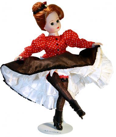 Кукла Madam Alexander Танцовщица Мулен Руж 25 см 64365 платье madam t madam t ma422ewtdo70