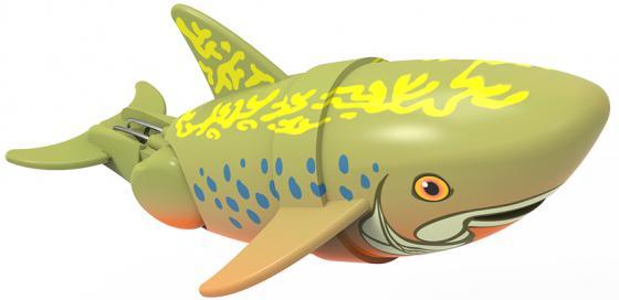 Интерактивная игрушка Lil' Fishys Рыбка-акробат Брукс от 4 лет зелёный 126211-3 игрушка redwood рыбка акробат бубба 126211 5