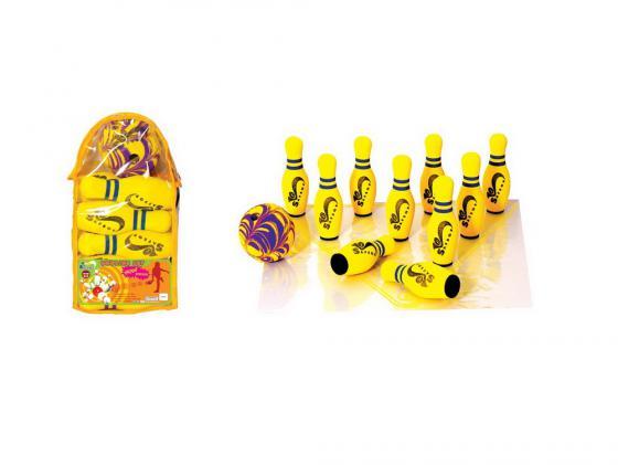 Игра мини-боулинг в сумке 210мм jBB-01-1( B ) цвет в ассортименте игра safsof боулинг в сумке 38 см