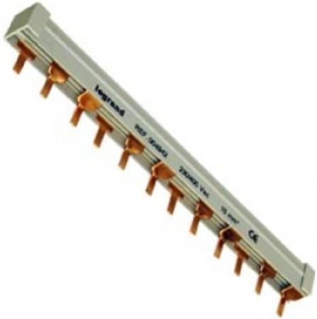 Гребенка распределительная Legrand 3П 57 модулей 16мм2 404943