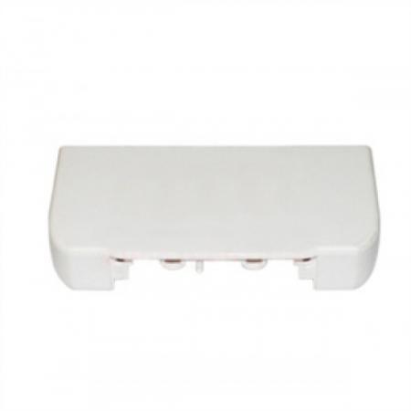 Заглушка Legrand 105x50 белый 10700  заглушка legrand 13 модулей белый 01662