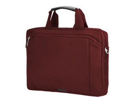 Сумка для ноутбука 13 Sumdex PON-113RD полиэстер красный сумка для ноутбука 15 sumdex pon 327rd красный