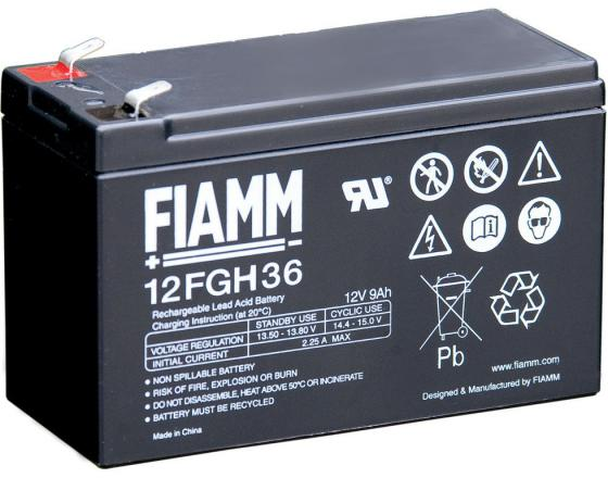 Батарея FIAMM 12FGH36 9Ач 12B