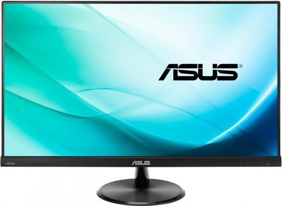Монитор 27 ASUS VC279H черный IPS 1920x1080 250 cd/m^2 5 ms DVI HDMI VGA Аудио asus asus vp228h 21 5 черный dvi hdmi full hd