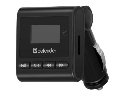 FM трансмиттер Defender RT-Basic MP3 USB SD MMC Пульт ДУ fm трансмиттер defender rt basic пульт ду