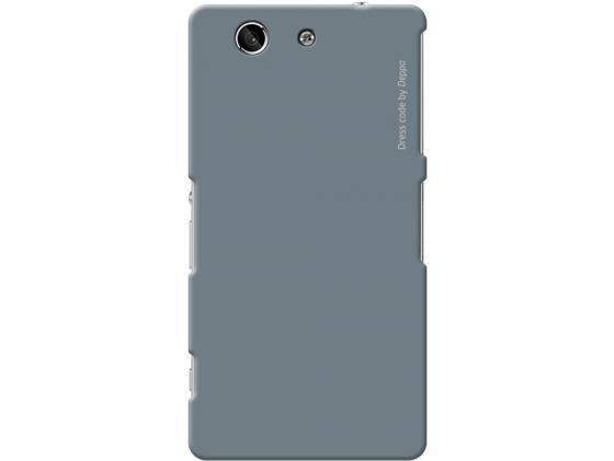 Чехол Deppa Air Case  для Sony Xperia Z3\\Z4 Compact серый 83193