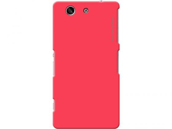 Чехол Deppa Air Case  для Sony Xperia Z3\\Z4 Compact красный 83196
