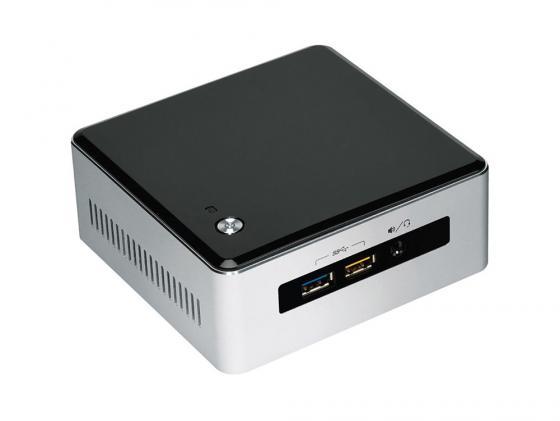 Неттоп-платформа Intel BOXNUC5I3RYH i3-5010U 2.1GHz 2xDDR3 SATA Intel HD 5500 Bluetooth Wi-Fi GbLAN 4xUSB 3.0 miniHDMI серебристо-черный BOXNUC5I3RYH 936895 intel boxnuc5i5ryk i5 5250u 1 6ghz 2xddr3 sata intel hd 6000 bluetooth wi fi gblan 4xusb 3 0 minihdmi boxnuc5i5ryk 936793