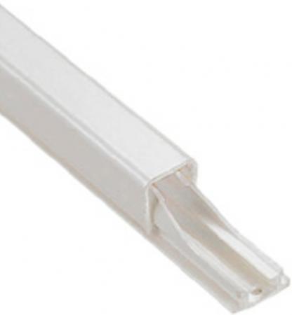Купить Мини-плинтус Legrand самоклеющийся 10.5х11 30098, белый