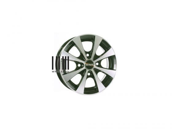 Диск Tech Line 311 4.5x13 4x114.3 ET43 Silver 21 5 style line i2276vwm silver black