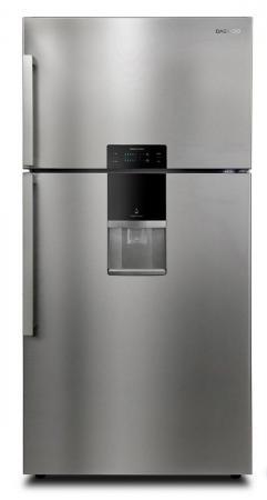 Холодильник DAEWOO FG-K56EFG серебристый холодильник daewoo fr 051ar