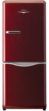 Холодильник DAEWOO RN-173NR красный  холодильник daewoo rn 173nr красный