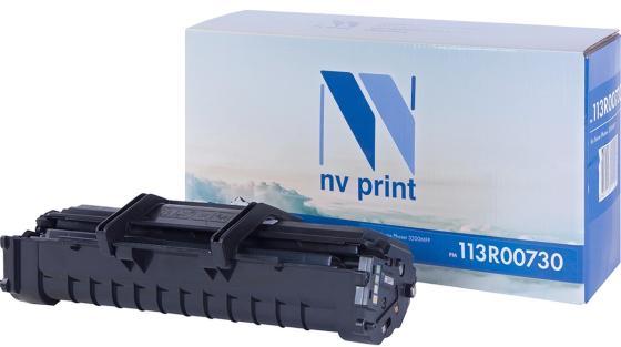 Фото - Картридж NV-Print 113R00730 для Xerox Phaser 3200mfp 3000стр Черный картридж nv print 106r01371 для xerox phaser 3600 14000стр черный