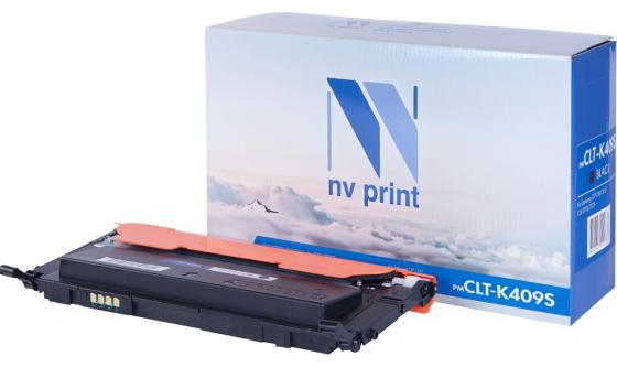 Фото - Картридж NV-Print CLT-K409S для Samsung CLP 310 CLP 315 CLX-3170 CLX-3175 1500стр Черный фотобарабан samsung clp 310 315 clx 3170 3175 s print by hp