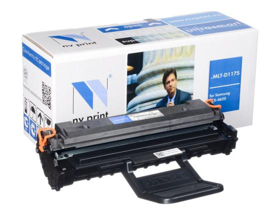 Фото - Картридж NV-Print MLT-D117S для Samsung SCX-4650N/4655FN 2500стр Черный картридж cactus cs d117s для samsung scx 4650 4655 черный