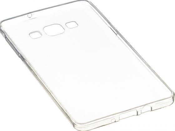 Чехол силикон iBox Crystal для Samsung Galaxy A7 (прозрачный) клип кейс ibox fresh для samsung galaxy s5 mini черный