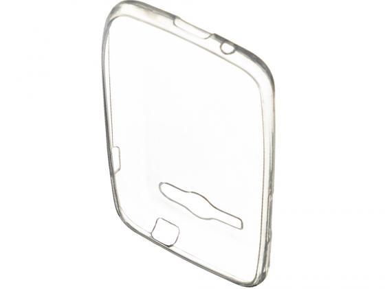 Чехол силикон iBox Crystal для Samsung Galaxy E5 (прозрачный) чехол силикон ibox crystal для samsung g313 galaxy ace 4 прозрачный
