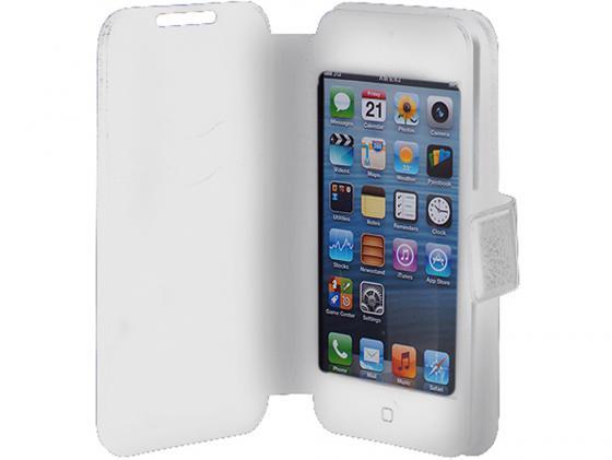 Чехол универсальный iBox SLIDER Universal слайдер для телефонов 3,5-4,2 белый чехол универсальный ibox uni flip для телефонов 3 8 4 2 дюйма белый