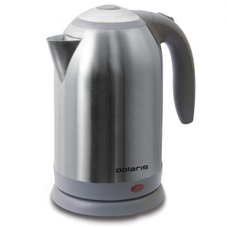 цена на Чайник Polaris PWK 1864CA 1800 Вт 1.8 л металл серебристый
