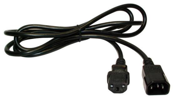 Шнур питания Lanmaster LAN-PPM-10A-1.8 C14-C13 3х0.75 220V 10A 1.8м шнур питания lanmaster lan ppm 10a 1 8 c14 c13 3х0 75 220v 10a 1 8м