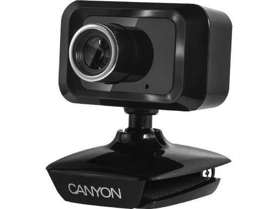 Веб-Камера Canyon CNE-CWC1 черный подростки веб камера