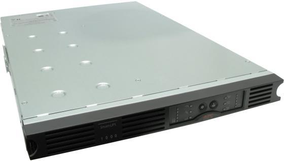 ИБП APC SMART 1000VA SUA1000RMI1U ибп apc smart 1000va sua1000xli