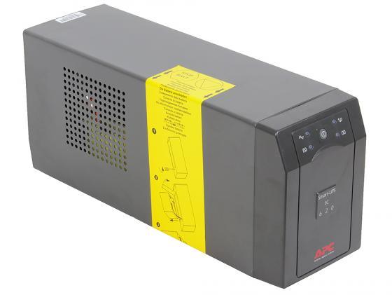 ИБП APC SMART SC620I 620VA Серый