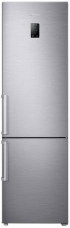 Холодильник Samsung RB37J5200SA серебристый холодильник samsung rs552nrua9m