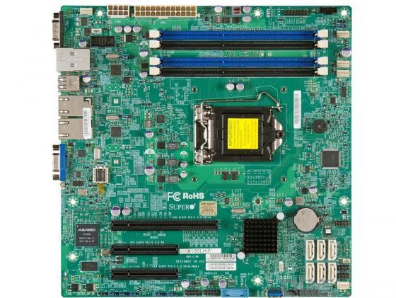 Материнская плата Supermicro MBD-X10SRL-F-B Socket 2011-3 C612 8xDDR4 3xPCI-E 4x 4xPCI-E 8x 10xSATAIII ATX OEM материнская плата supermicro mbd x10srl f b socket 2011 3 c612 8xddr4 3xpci e 4x 4xpci e 8x 10xsataiii atx oem