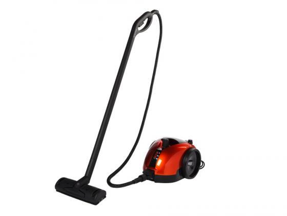 Пароочиститель MIE Bello (380544) 1700Вт чёрный оранжевый парогенератор mie bravissimo