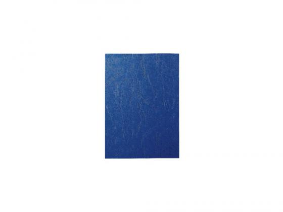 Обложки Office Kit CBA300230 А3 230г/м2 картон под кожу синий 100шт обложки office kit сbka400230 а4 230г м2 картон под кожу черный 100шт