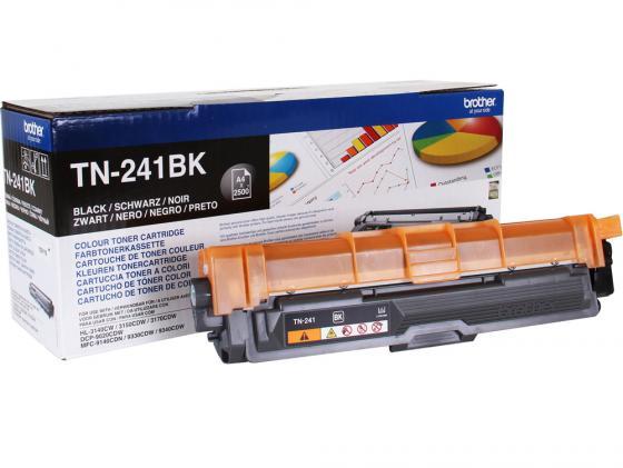Картридж Brother TN-241BK для MFC- 9330CDW/HL-3140CW/HL/3170CDW/DCP-9020CDW черный 2500стр силовой удлинитель universal вем 250 термо пвс 2 0 75 20м 9634146