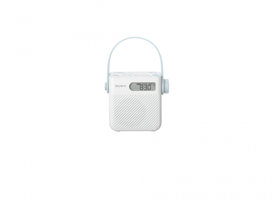 Радиоприемник Sony ICF-S80 белый sony icf ds15ip