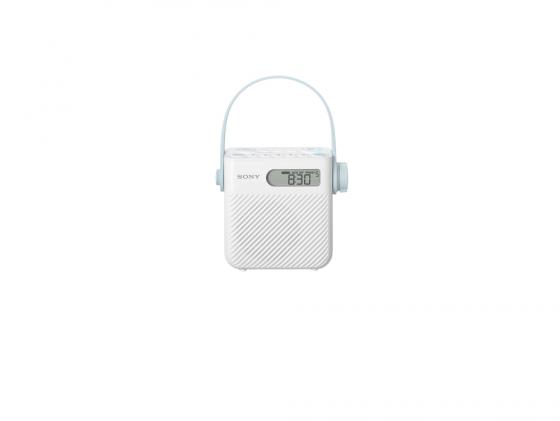 цена на Радиоприемник Sony ICF-S80 белый