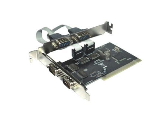 все цены на Контроллер PCI Orient XWT-PS054V2 4xCOM OEM