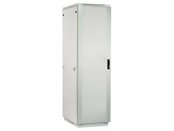 Шкаф напольный 42U ЦМО ШТК-М-42.6.6-4ААА 600x620mm 550кг серый
