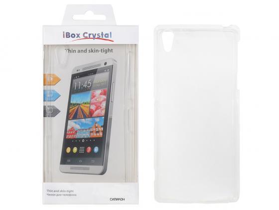 Чехол силикон iBox Crystal для HTC Desire 320 (прозрачный) чехол силикон ibox crystal для htc desire 516 316 прозрачный