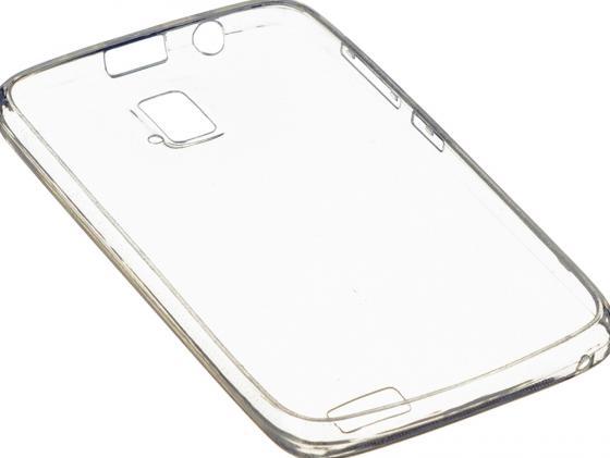 Чехол силикон iBox Crystal для Lenovo A328 (прозрачный) стоимость
