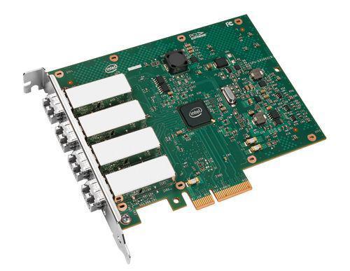 Сетевой адаптер Intel E1G44HFBLK 904247 цена и фото