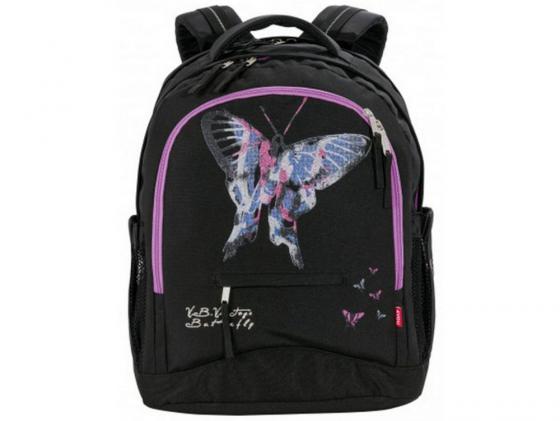 цена на Рюкзак 4YOU Compact Бабочка 26 л черный 112901-726
