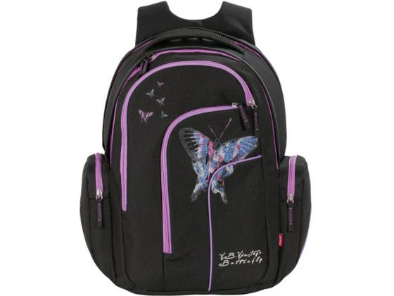 цена на Рюкзак 4YOU Move Бабочка 28 л черный 141900-726