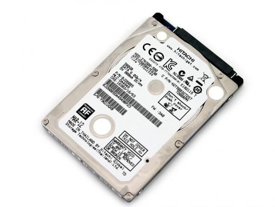 Жесткий диск для ноутбука 2.5 500 Gb 7200rpm 32Mb cache Hitachi Travelstar Z7K500 SATAIII Z7K500 0J38075 DA65140C54 HTS725050A7E630