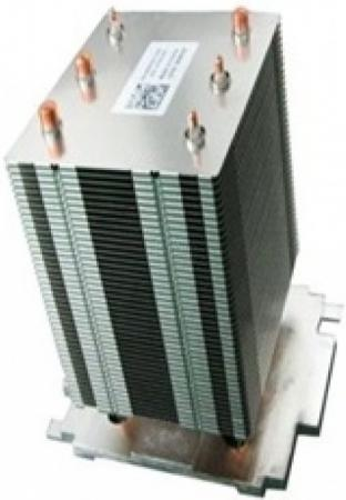 лучшая цена Радиатор Dell Heat Sink for PowerEdge R430 Second Processor up to 135W 412-AAFT
