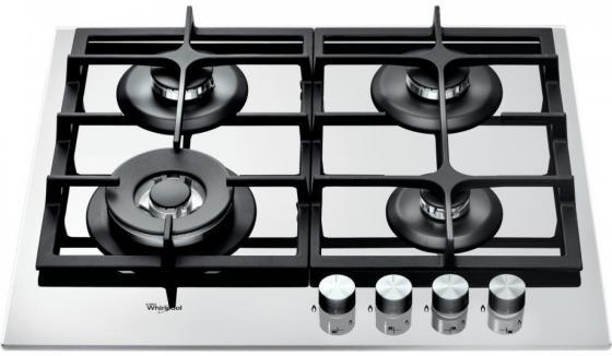Варочная панель газовая Whirlpool GOA 6425/WH белый газовая варочная панель whirlpool akr 350 ix