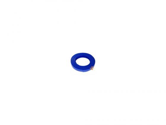 Рулон липучки Hyperline WASR-5x25-BL 5мх25мм синий бордюр blau versalles mold michelle 3 5x25