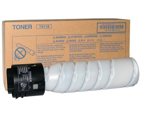 Тонер Konica Minolta TN-116 для bizhab 164/165/185 черный A1UC050 тонер картридж tn 116